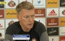 David Moyes hối hận vì dọa đánh nữ phóng viên BBC