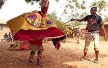 Bí ẩn hồn ma sống vùng Benin
