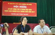 Vụ gây khó cấp giấy khai tử: Đình chỉ phó chủ tịch UBND phường Văn Miếu