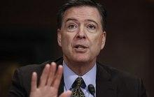 Giám đốc FBI biết tin bị sa thải... qua TV