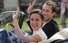Cận cảnh đám cưới lộng lẫy của em gái công nương Kate