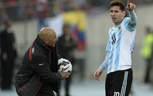 HLV Sampaoli chính thức dẫn dắt Messi