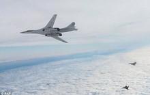 Hai chiến đấu cơ Anh xuất kích chặn máy bay Nga