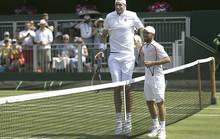 Gã khổng lồ Isner thua tay vợt kém 65 bậc, 35 cm