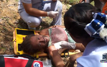 Diễn viên suýt chết vì ngã thác, kẹt trong rừng 3 ngày