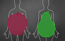 Phụ nữ dáng quả táo dễ mắc dạng ung thư vú khó trị