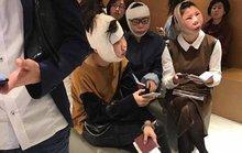 Phẫu thuật thẩm mỹ, du khách Trung Quốc không được lên máy bay