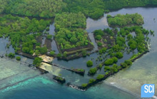 Tìm thấy lục địa Atlantis huyền thoại?
