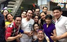 Sinh nhật 59 tuổi, NSƯT Vũ Linh xúc động trước tình cảm của đàn em