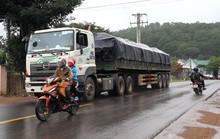 Xe chở Alumin thử nghiệm phá đường: Không dại gì không cho xe chạy!
