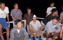 Tạm giữ tàu nước ngoài đâm tàu cá làm chết ngư dân