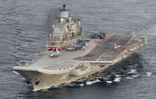 Nga bắt đầu rút quân, tàu sân bay rời Syria đầu tiên