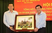 TP HCM và Tiền Giang hợp tác toàn diện