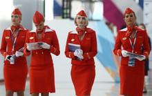 Hãng hàng không Nga kỳ thị tiếp viên thừa cân?