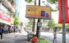 Lộn xộn biển quảng cáo ngoài trời