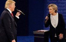 Hillary Clinton - Nỗi đau khôn nguôi (*): Nổi da gà với ông Donald Trump