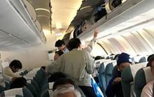 Bắt quả tang khách Trung Quốc ăn cắp 400 triệu đồng trên máy bay