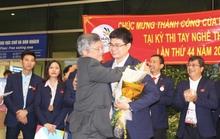 Thí sinh nghề Việt Nam: Tự tin ra sân chơi lớn