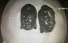 Cô gái có hai tượng Phật nằm trong bụng