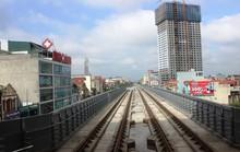 Đường sắt Cát Linh-Hà Đông quá tam ba bận chậm tiến độ thêm gần 1 năm