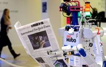 Công ty Nhật sa thải 34 nhân viên, thay bằng robot