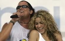Ca sĩ Shakira lại bị kiện đạo nhạc