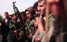 Mỹ lần đầu không vận lực lượng đến Raqqa chống IS