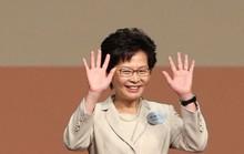 Hồng Kông: Nữ lãnh đạo đầu tiên ưu tiên hàn gắn chia rẽ