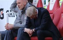 Arsenal văng khỏi tốp 4, HLV Wenger vẫn chưa từ chức