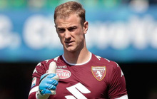Joe Hart sang West Ham