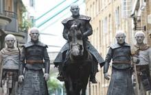 Tin tặc tấn công HBO, kịch bản Games of Thrones bị rò rỉ