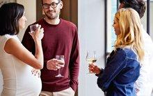 Đừng nghĩ một chút bia, rượu vang là không sao