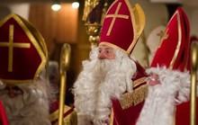Đã xác định được di cốt ông già Noel?