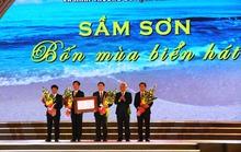 Lên thành phố, Sầm Sơn trở thành điểm du lịch 4 mùa