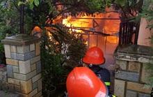 Hỏa hoạn nghiêm trọng giữa trung tâm Đà Lạt