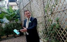 Khu vườn bí mật trong Đại sứ quán Pháp ở Hà Nội