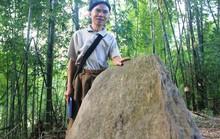 Rừng mộ đá cổ kỳ bí ở xứ Thanh