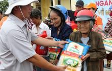 Tập đoàn Lộc Trời phối hợp Báo Người Lao Động cứu trợ tại Khánh Hòa