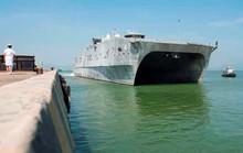Tàu vận tải viễn chinh cao tốc Mỹ đến Việt Nam
