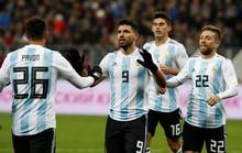 Dàn sao Argentina, Tây Ban Nha tỏa sáng loạt trận giao hữu