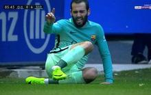 Ghê rợn với chấn thương của sao Barca
