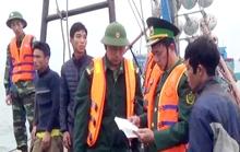 Phát hiện 6 đối tượng dùng mìn đánh bắt hải sản