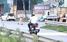 Thẩm phán vi phạm giao thông, trình báo bị cướp xe: Chủ quản lên tiếng