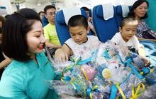 Trung thu ấm áp trên những chuyến bay của Vietnam Airlines