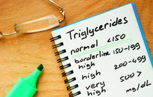 Cách giảm triglyceride trong máu