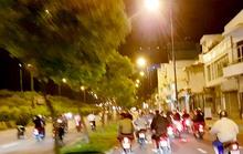 Bão đêm ở TP HCM