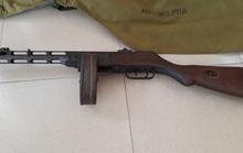Vác súng tiểu liên K50 vào bệnh viện nã đạn