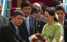 Video: Lãnh đạo các nền kinh tế đến Đà Nẵng tham dự APEC 2017