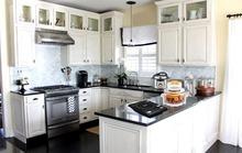 Cách hóa giải những lỗi phong thủy thường gặp trong nhà bếp