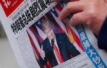 Tổng thống Trump xung đột lợi ích sốc với Trung Quốc